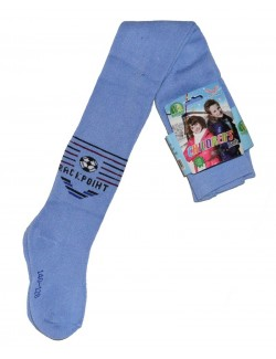 Ciorap pantalon iarna pentru baieti- Backpoint- 7-8 ani