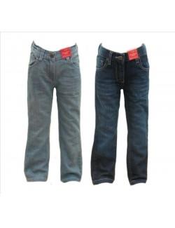 Pantaloni jeans denim, pentru fete 2-6 ani - Funky Diva