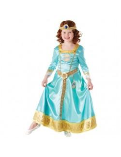 Costum carnaval Merida Brave Deluxe Rubie's