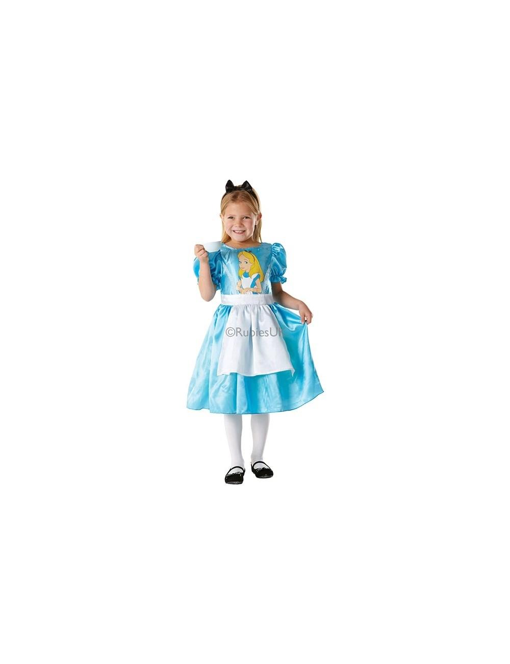 Costum serbare, Alice in Tara Minunilor Classic, copii