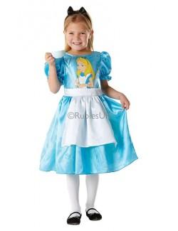 Costum Alice in Tara Minunilor Classic- Rubie's