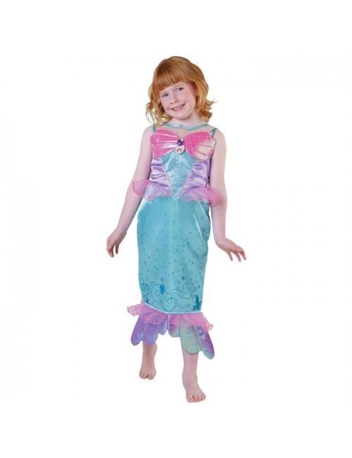 Costum Ariel Mica Sirena Royal Rubie's