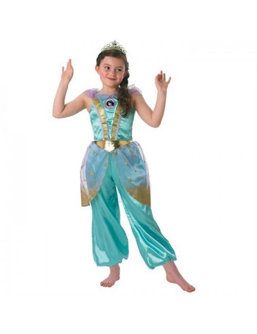 Costum carnaval Printesa Jasmine Glitter