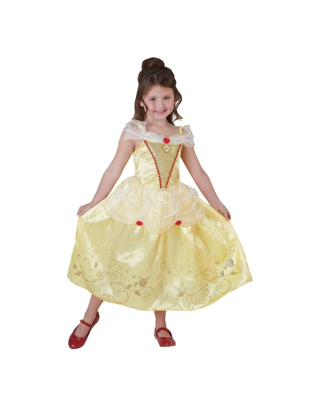 Costum carnaval Printesa Belle Royale Rubie's