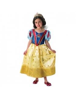Costum serbare copii Alba ca Zapada Glitter