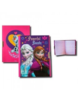 Jurnal Disney Frozen 18*13 cm