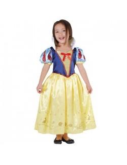 Costum carnaval Alba ca Zapada Royale Rubie's