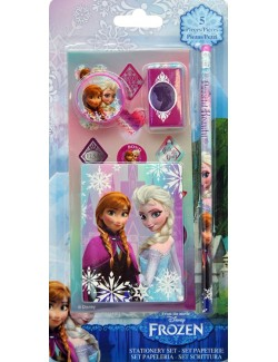 Set papetarie 5 piese Disney Frozen