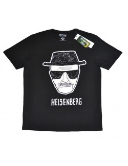 Tricou barbati Breaking Bad Heisenberg