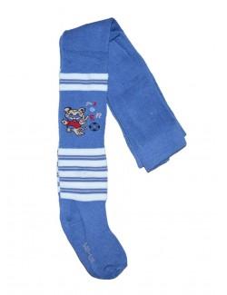 Ciorap pantalon iarna pentru 7-8 ani cu Tigru