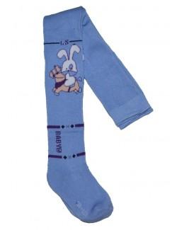 Ciorap pantalon iarna pentru copii de 5-6 ani cu Iepuras