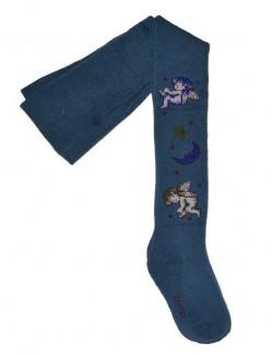 Ciorapi pantaloni flausati pentru copii de 5-6 ani - Ingeras