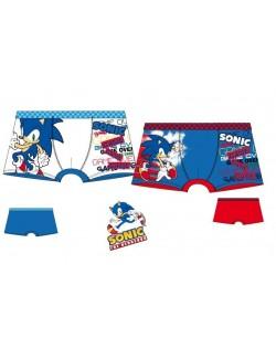 Boxeri baieti 2, 4, 6, 8 ani - Ariciul Sonic EN3005