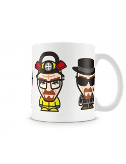 Cana ceramica Walter White Minions - Breaking Bad