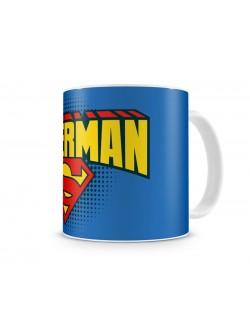 Cana din ceramica Superman