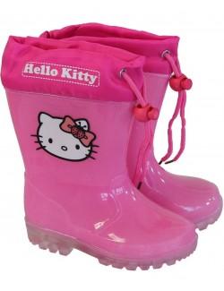 Cizme de ploaie Hello Kitty - masuri 24 si 32