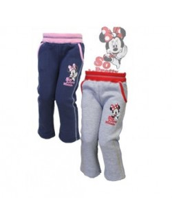 Pantaloni sport copii, Minnie Mouse, 3 - 8 ani