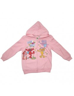 Hanorac roz, Sesame Street 2-4 ani