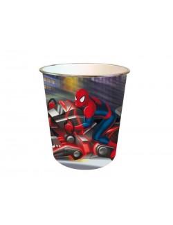 Cos de gunoi Spiderman 21*21 cm