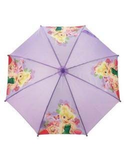 Umbrela manuala Disney Tinkerbell 40 cm