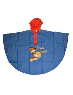 Pelerina de ploaie Mickey Mouse la Ferma, 6 ani