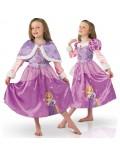 Costum carnaval copii Printesa Rapunzel Wonderland