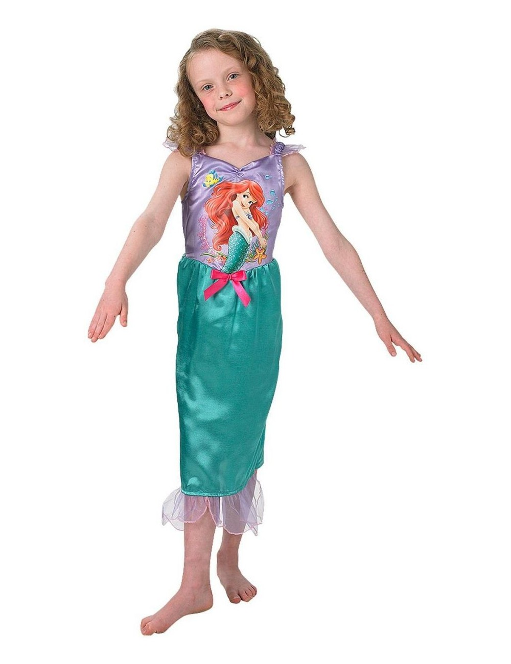 Costum Ariel Mica Sirena Story Time Rubies