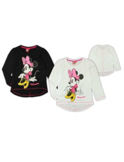 Bluza Minnie Mouse fetite, 104 - 122 cm