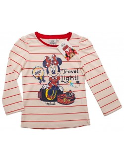 Bluza copii, Minnie Mouse Travel Light, 3-8 ani