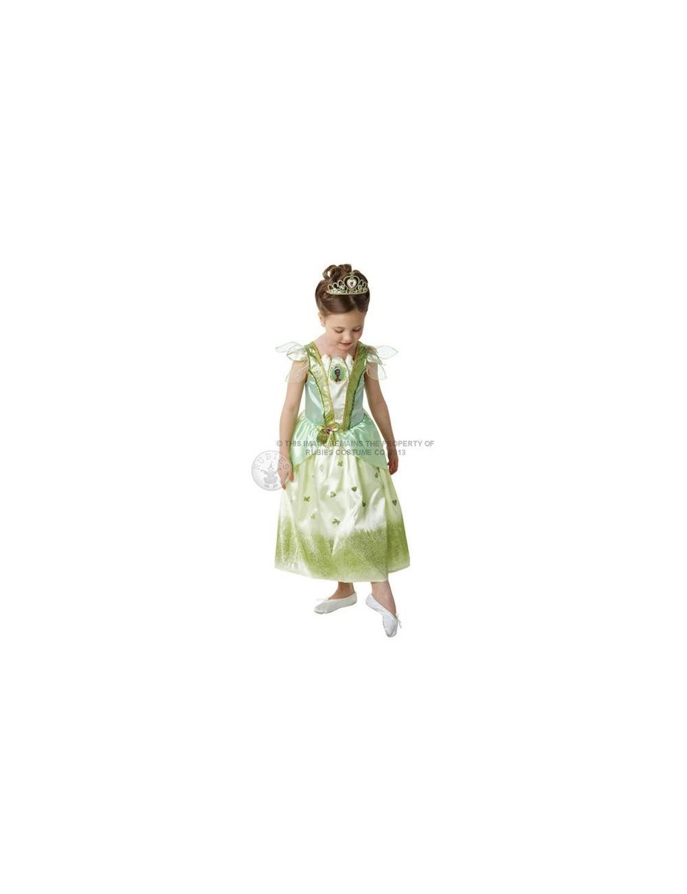 Costum carnaval Tiana Glitter Rubie's