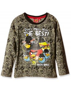 Bluza copii Angry Birds The Best, 4-10 ani