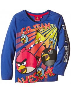 Bluza copii, Angry Birds Team, 4-10 ani