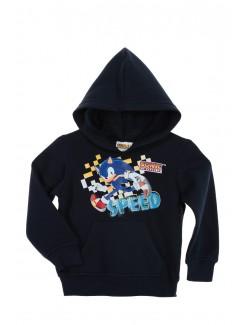 Hanorac Ariciul Sonic Speed 3 - 4 ani