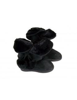 Cizme negre UGG pentru fete