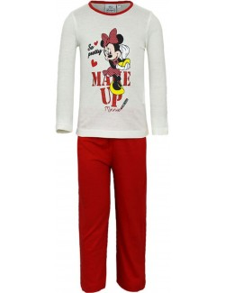 Pijama Minnie Mouse Make up, copii 3-8 ani