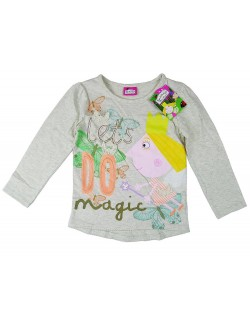 Bluza bebe Ben & Holly- Let's do magic, 18 luni-3 ani