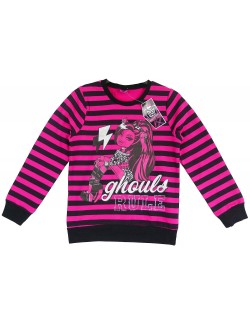 Bluza fete Monster High Clawdeen Wolf, 5-10 ani