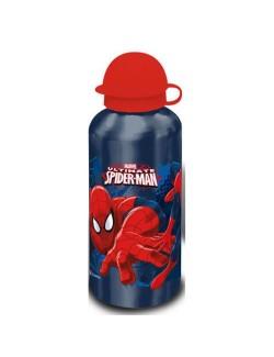 Recipient pentru lichide Spider-Man 500 ml, albastru