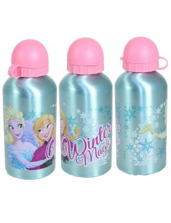 Recipient lichide Disney Frozen 500 ml, verde