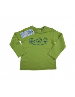 Bluza bebe maneca lunga Little Dogs