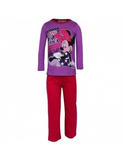 Pijama copii, Minnie Mouse distressed, 6 ani