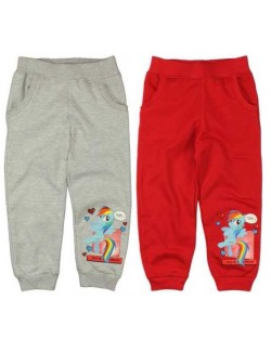 Pantaloni sport My Little Pony, copii, 104-134 cm