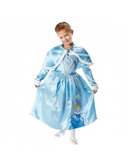 Costum Cenusareasa Wonderland copii, Rubies