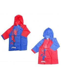 Haina de ploaie pentru 4, 6, 8 ani Spiderman