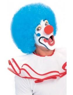 Peruca clown albastra 50765