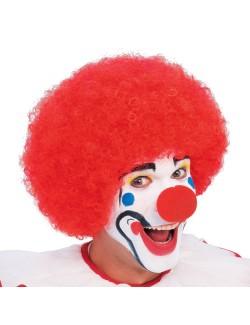 Peruca clown rosie 50768