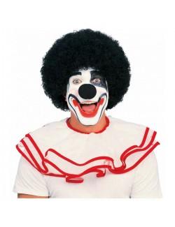 Peruca clown neagra 50767