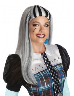 Peruca Monster High Frankie Stein adulti