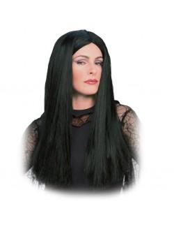 Peruca Morticia Addams 50714