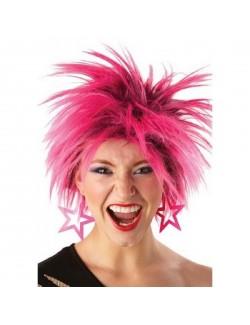 Peruca punk roz, Rubie's